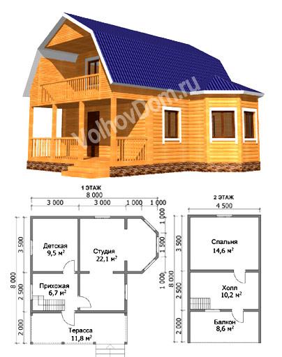 Строительство домов 8 8