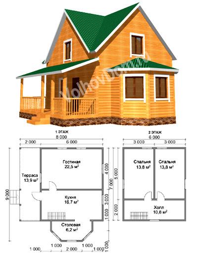 Строительство домов 9 9